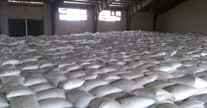 میزان جذب کود سوپرفسفات تریپل شهرستان شیراز در نیمه نخست سال جاری