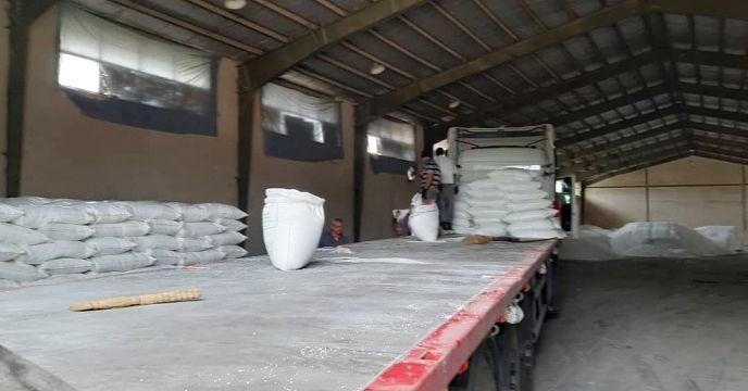 افزایش حمل کود اوره از مبادی به استان گلستان