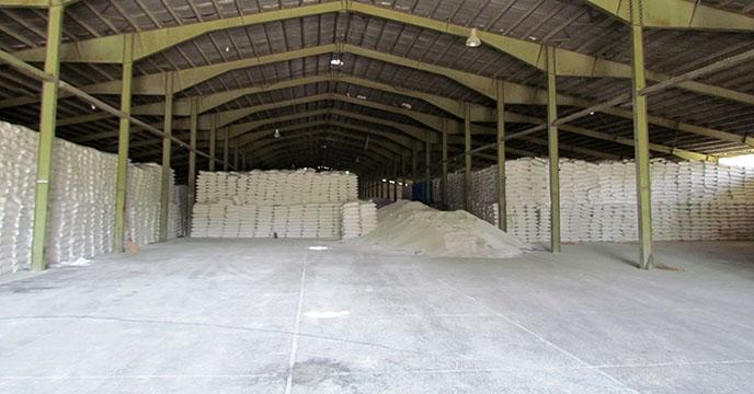 حمل و ارسال کود شیمیایی اوره برای کارگزاران شرکت خدمات حمایتی کشاورزی استان همدان در شهرستان کبودرآهنگ