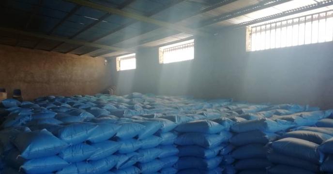فروش مستقیم مقدار 138 تن کود شیمیایی اوره در تیر ماه سال جاری