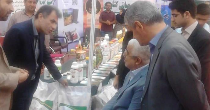 بازدید رئیس سازمان جهاد کشاورزی گیلان و نماینده رشت در مجلس شوراری اسلامی