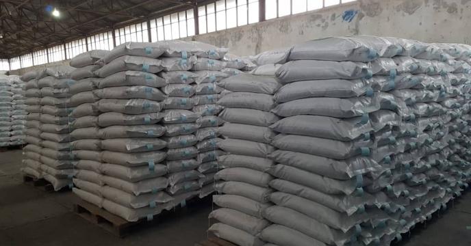 عملیات بوجاری وپارت چینی160 تن از بذرهای خام خریداری شده برنج( شلتوک) در سایت بذرگیلان
