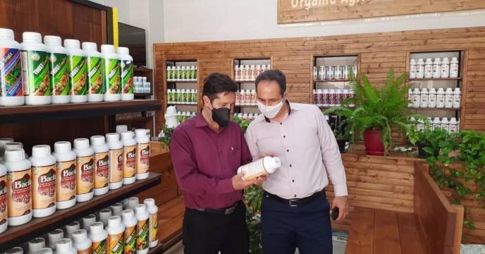 بازدید از کارگزاری های شهرستان گرمسار