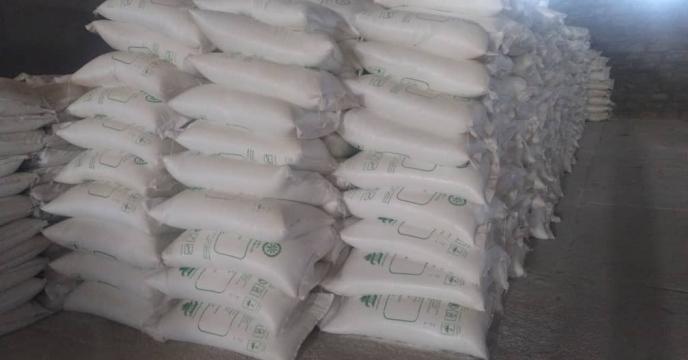 تأمین و حمل ۴۸ تن کود شیمیایی اوره از مبدا عسلویه به استان ایلام