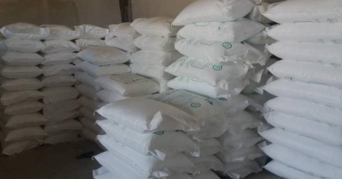 تأمین و حمل ۳۶۶ تن کود شیمیایی اوره از مبدا عسلویه