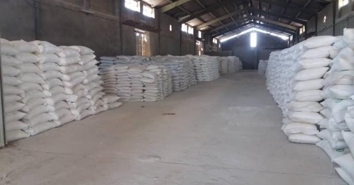 تأمین ۲۳ تن کود شیمیایی اوره در شهر جم مرکز شهرستان جم