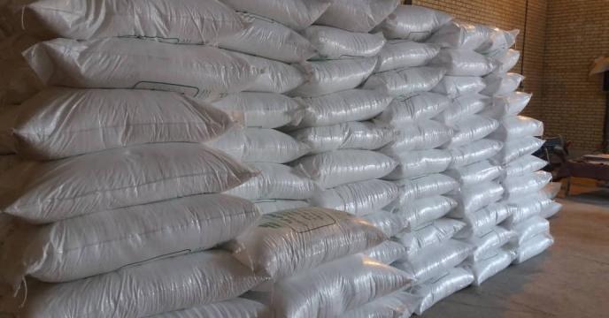تأمین و حمل ۱۲۵ تن کود شیمیایی اوره از مبدا عسلویه به استان لرستان