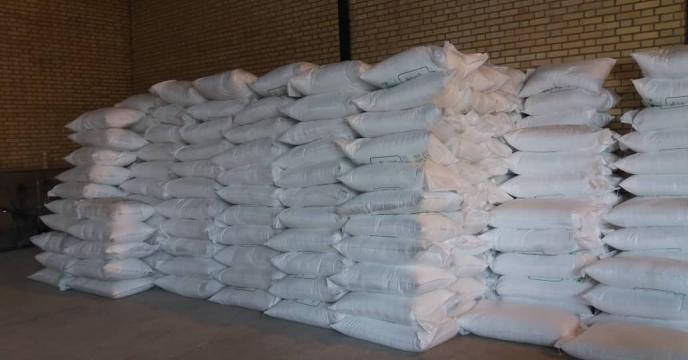 تأمین و حمل ۱۰۱۹ تن کود شیمیایی اوره از مبدا عسلویه