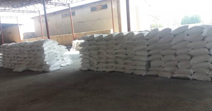 تأمین ۲۵ تن کود شیمیایی اوره در روستای دهرود شهرستان دشتستان