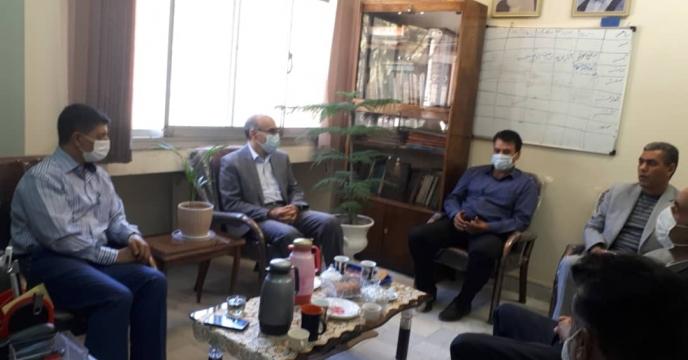برگزاری جلسه هم اندیشی تولید بذر یونجه در کرمان