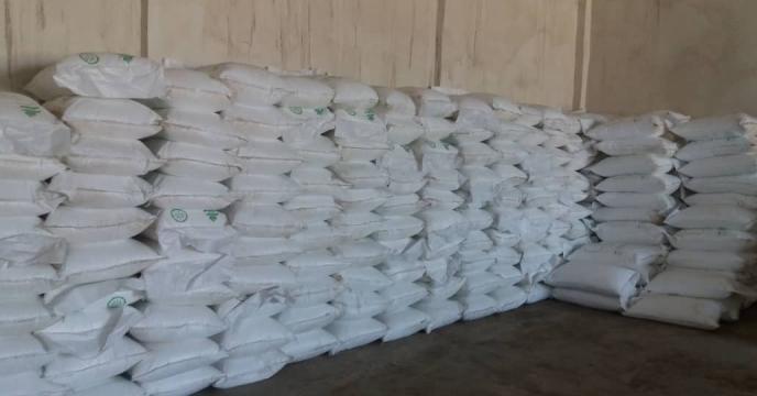 تأمین و حمل ۲۳ تن کود شیمیایی در شهر سعدآباد شهرستان دشتستان