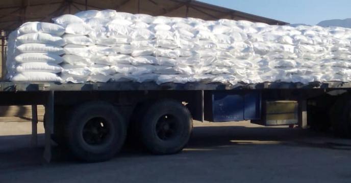 تأمین و حمل ۱۱۲۱۵۲ تن کود شیمیایی اوره از مبدا عسلویه به اقصی نقاط کشور در فروردین ماه