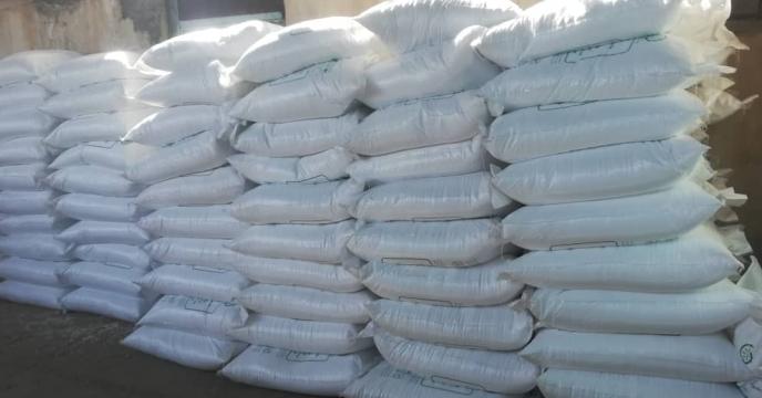 تأمین و حمل ۱۱۹ تن کود شیمیایی اوره از مبدا عسلویه به استان لرستان