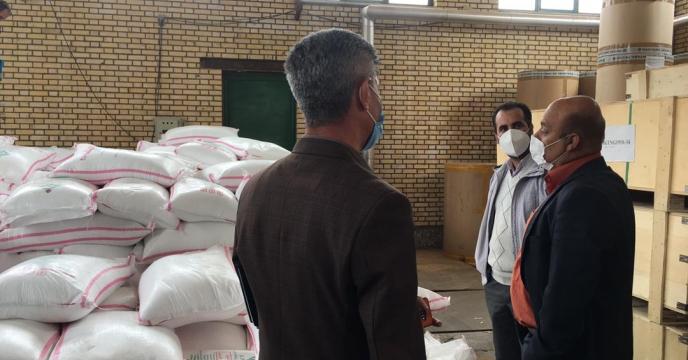 بررسی عملکرد کارگزاران توزیع نهاده های کشاورزی شهرستان ساوجبلاغ