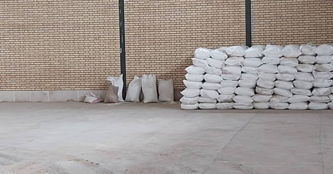 تأمین و حمل ۲۵ تن کود شیمیایی اوره از مبدا عسلویه به استان لرستان