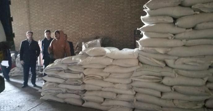 تخلفات 600 روزه کودی کشف شده در استان قزوین