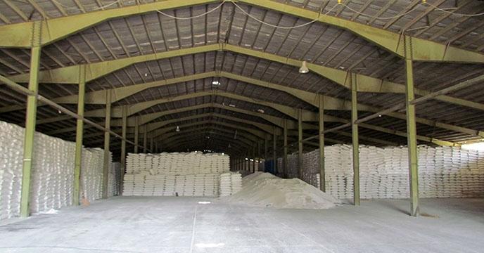 توزیع مقدار 22100  تن انواع کود شیمیایی برای کشت های پائیزه توسط شرکت خدمات حمایتی کشاورزی استان همدان