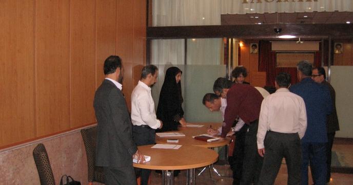 رضایت حداکثری شرکت کنندگان در همایش آموزشی  ترویجی استان فارس