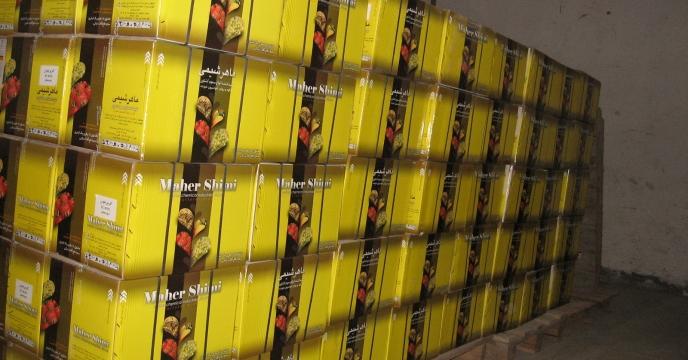 تامین و توزیع 416 کیلوگرم/ لیتر آفت کش در مازندران