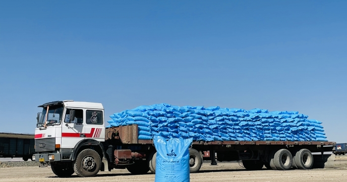 توزیع 555 تن انواع کود شیمیائی توسط کارگزاری های بخش خصوصی  شهرستان آباده