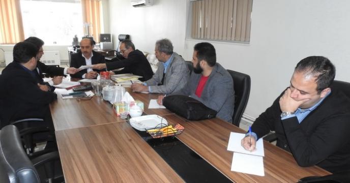 برگزاری جلسه بازگشایی پاکتهای پیشنهاد قیمت مناقصه حفاظت فیزیکی و امور نگهبانی استان البرز