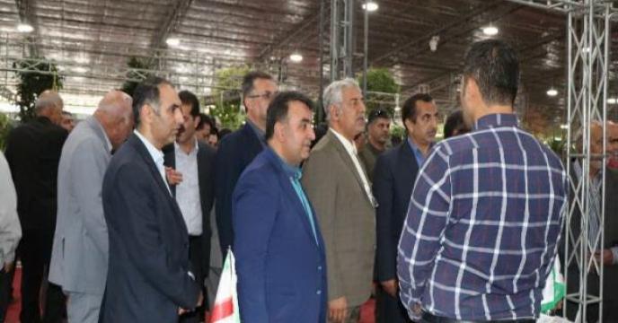 برگزاری پنجمین نمایشگاه گل و گیاه مازندران در آمل