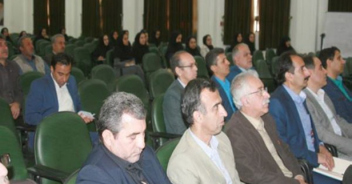 کارگاه آموزشی دانه روغنی سویا در مازندران