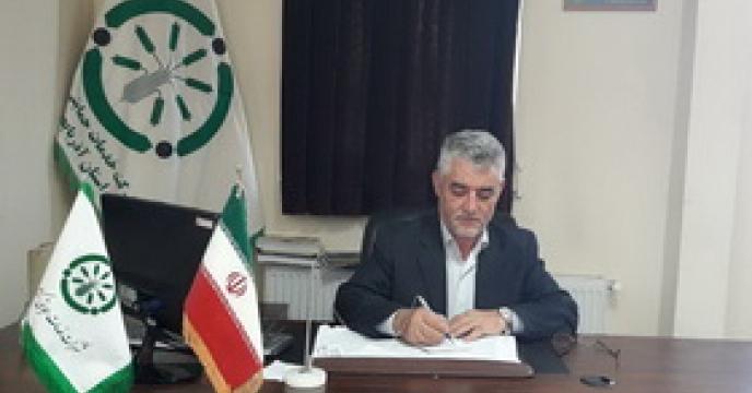 تامین و توزیع 100 تن انواع  کودشیمیایی شهرستان خداآفرین استان آذربایجان شرقی