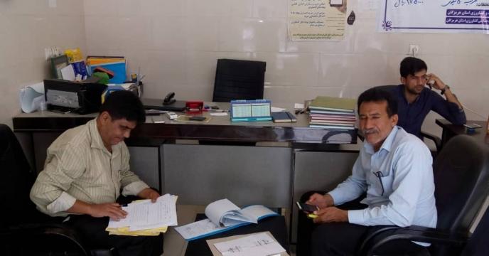 گزارش بازدید دوره ای از کارگزاران استان هرمزگان