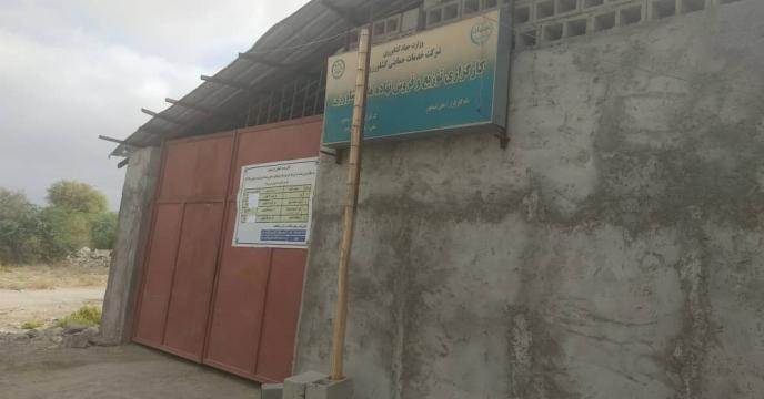 گزارش بازدید و پایش توزیع کود شهرستان بندرعباس