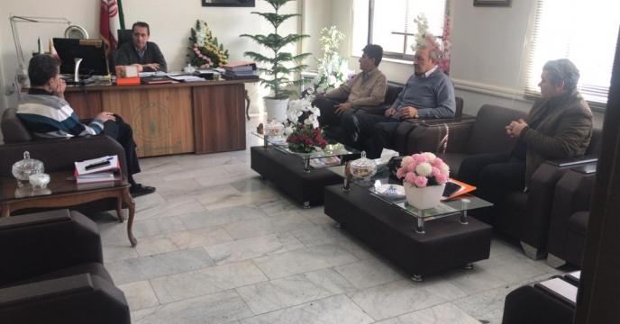 برگزاری جلسه بررسی امور حمل و نقل در استان آذربایجان غربی