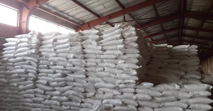 توزیع 125 تن کود شیمیایی  در شهرستان خداآفرین