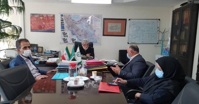 بررسی وضعیت جذب سهمیه کودی استان تهران