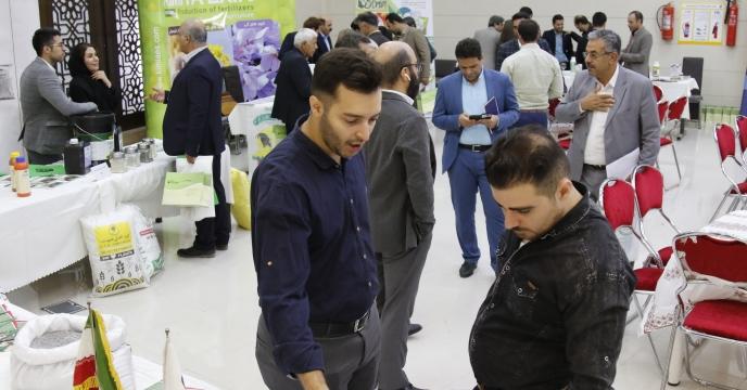 خوزستان میزبان دو همایش  آموزشی ترویجی و معرفی محصولات سبد محصولات شرکت خدمات حمایتی کشاورزی شد