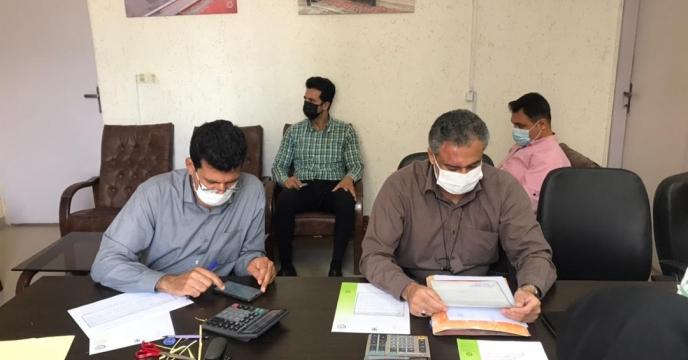 آزمایش پدافند زیستی مقابله با کرونا ویروس در مازندران