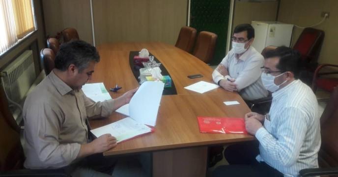 بررسی قرارداد بذر سویا درا ستان اردبیل