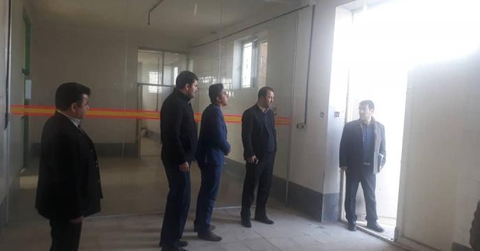 دیدار با رئیس سازمان تعاونی روستایی استان قم