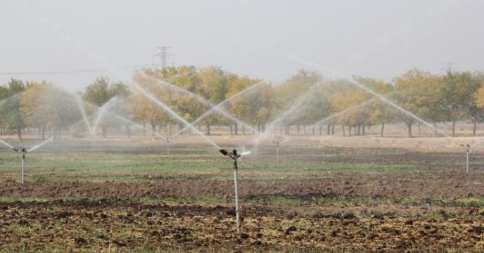 توسعه روش های نوین آبیاری و احیاء و بازسازی قنوات