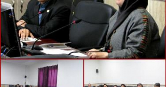 دوره آموزشی اصول خبرنویسی ویژه روابط عمومی های سازمان جهاد کشاورزی خراسان شمالی