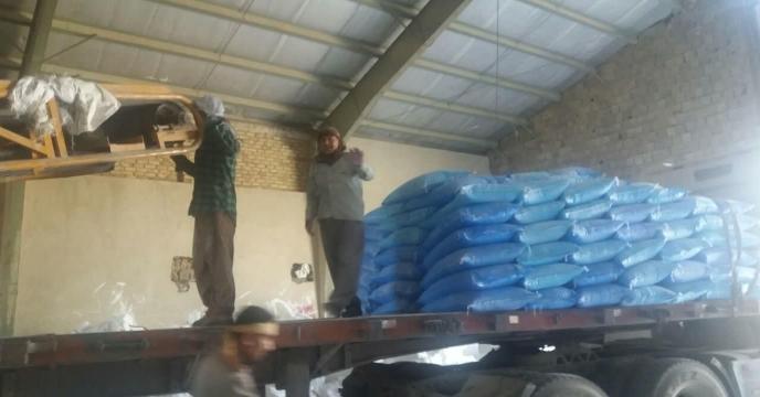 فروش کود به اتحادیه تعاونی روستایی