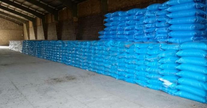 حمل و ارسال  کود اوره  به شرکت تعاونی آزادی در آسیابک ساوه