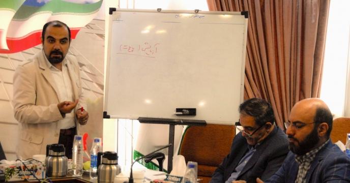 برگزاری دومین جلسه کارگاه آموزشی خلاصه سازی مکاتبات و نوشته های اداری