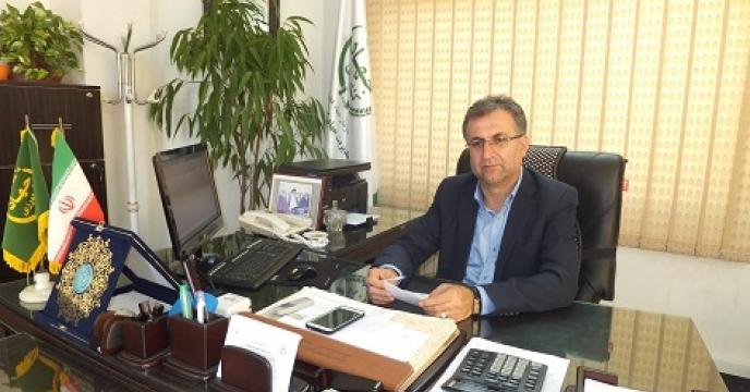 بهره برداری از 12 پروژه کشاورزی به مناسبت هفته دولت در آمل استان مازندران