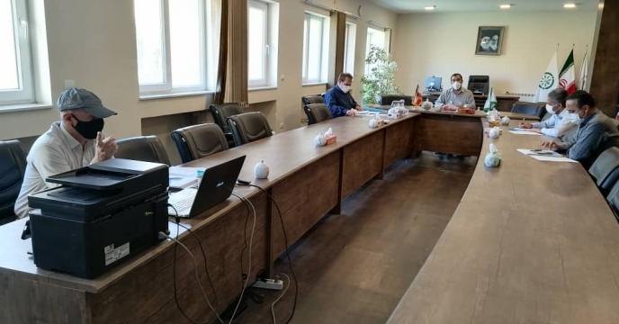 جلسه بازگشائی پاکات مناقصه امور حفاظت و فیزیکی مجتمع شیمیائی آبیک