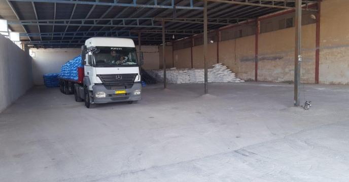 حمل تعداد 483 کامیون انواع کود شیمیایی در استان قم