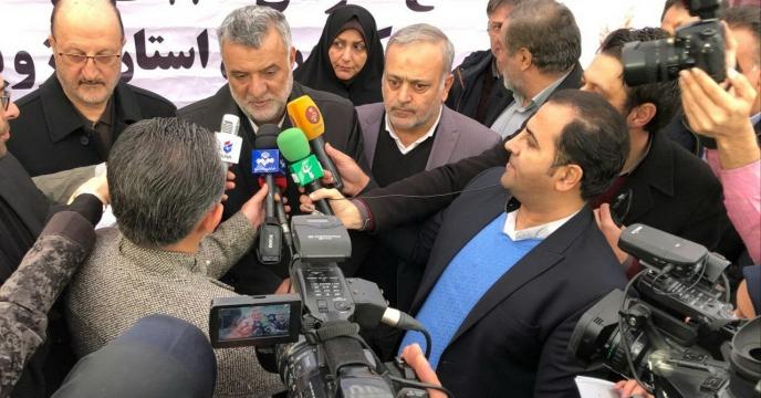 گزارش سفر وزیر محترم جهاد کشاورزی به استان قزوین