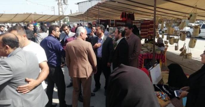 برگزاری روز روستا در میاندورود مازندران