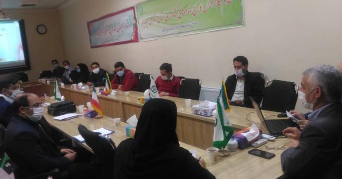 چهارمین کارگاه آموزشی سامانه جدید حمل و نقل و توزیع نهاده های کشاورزی در استان آذربایجانشرقی