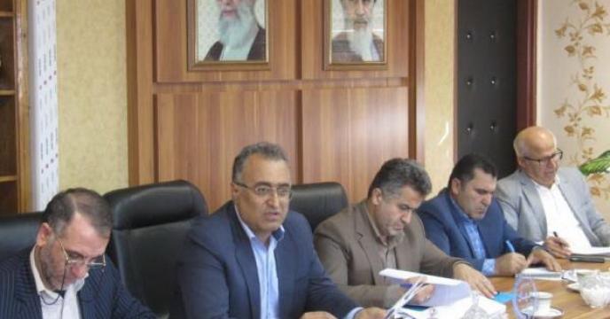 برگزاری نشست کارگروه تخصصی توسعه سرمایه گزاری بخش کشاورزی در مازندران