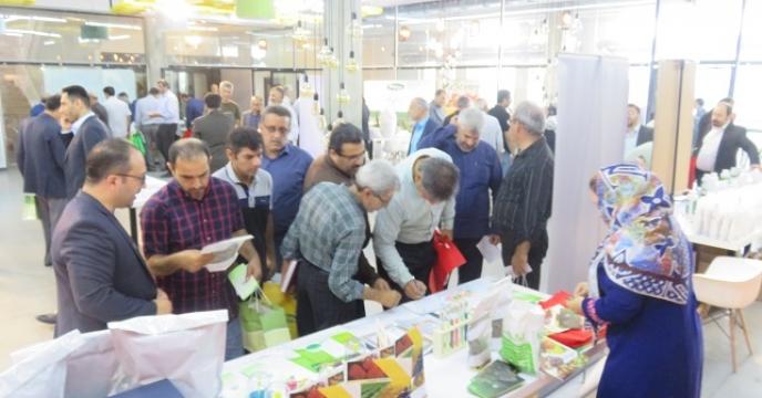 حضور دهیاران در همایش سبد کودی استان مازندران